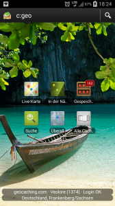 c:geo App Update 2014.03.31
